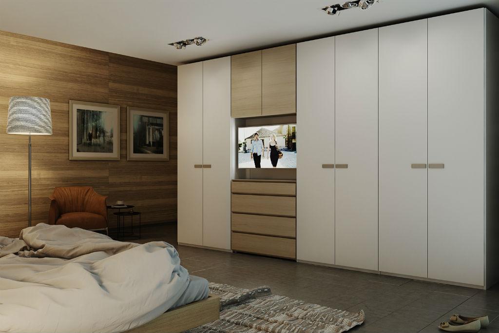 Composiciones armarios mobles arnau ulldecona for Armarios de habitacion